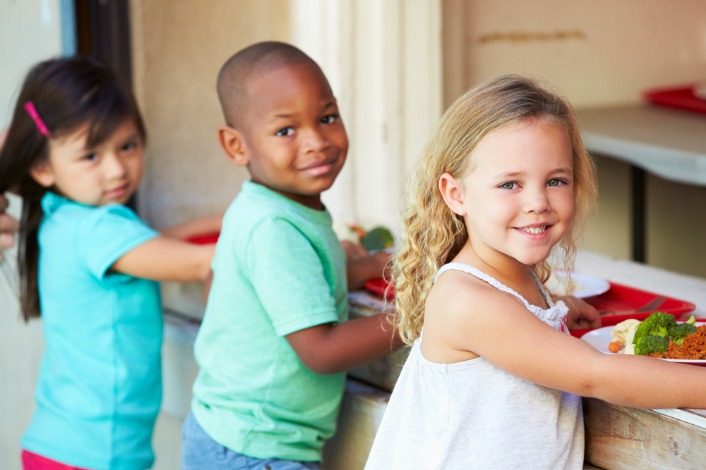 Ways to Ensure Your Child is Eating Healthy at School